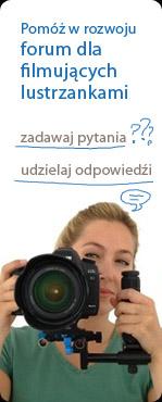 Forum dla filmujacych lustrzankami DSLR Canon 5D 7D 1D